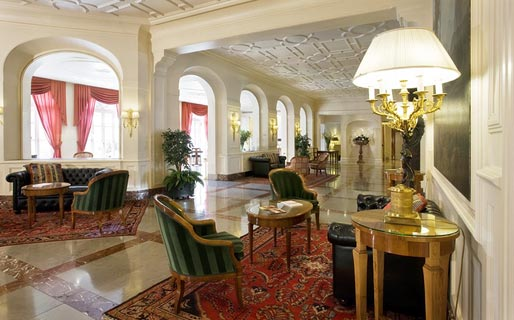 Grand Hotel Sitea 4 Star Hotels Torino
