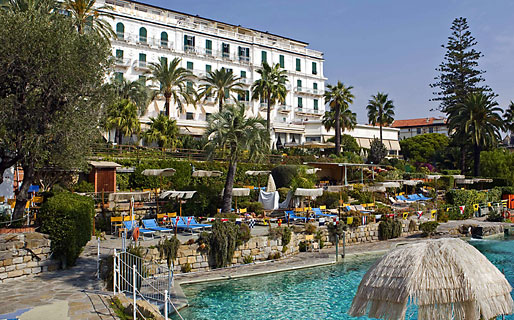 Royal Hotel Sanremo 5 Star Luxury Hotels Sanremo