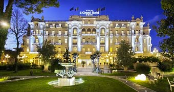 Grand Hotel Rimini Rimini Cervia hotels
