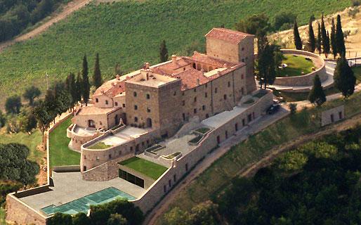 Castello di Velona Countryside Residences Montalcino