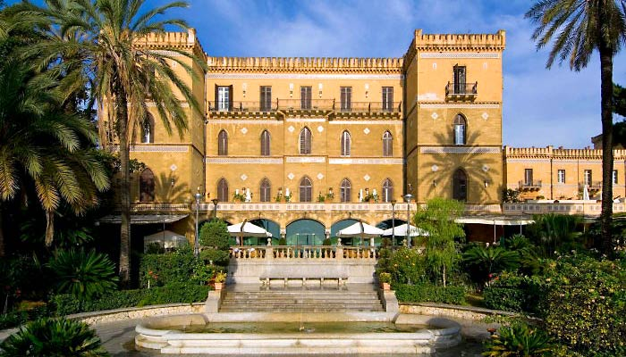 Villa Igiea Palermo And 75 Handpicked Hotels In The Area