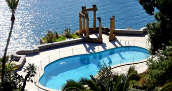 Villa Igiea Palermo Monreale hotels