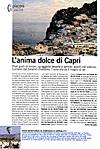 DONNA MODERNA - L'anima dolce di Capri