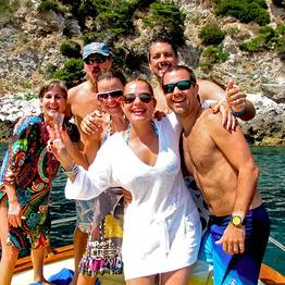 Gianni's Boat - Full day GROUP TOUR to Capri from Sorrento - 7 Hours