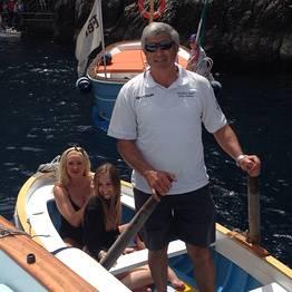 Mezza giornata in gozzo attorno all'Isola di Capri