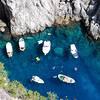 Capri Relax Boats - Half day tour by gozzo boat around the Isle of Capri