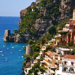 Capri e la Costiera Amalfitana in motoscafo Itama 38