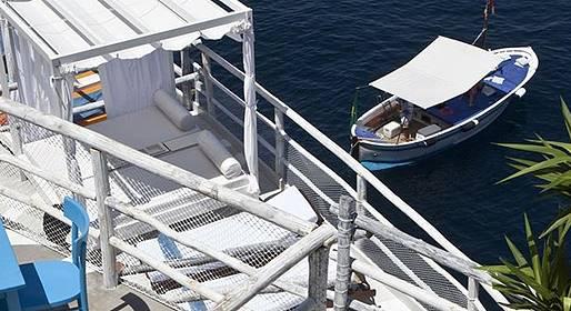 Gianni's Boat - Water taxi to IL RICCIO beach club - one way