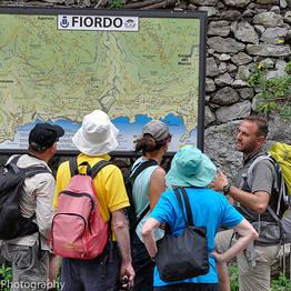 Cartotrekking - Enviromental Hiking Guide