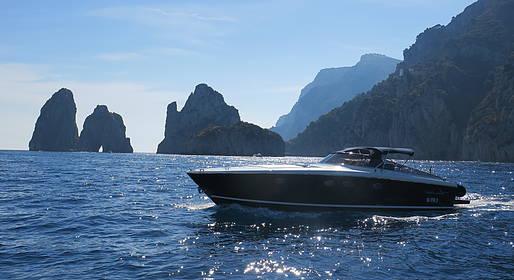 Capri 360 - Transfer from Naples to Capri by Private Speedboat