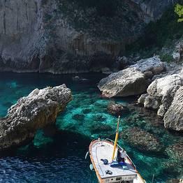 Capri Passion Boat Tour