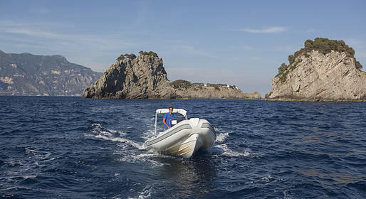 Lucibello  - Boat Tour of Capri - Full Day - Rubber