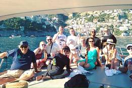 Plaghia Charter - Shared Amalfi Coast Boat Tour