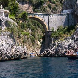 Tour di gruppo della Costiera Amalfitana