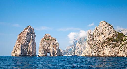 Plaghia Charter - Tour in barca luxury a Capri con Itama 38