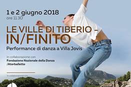 Caprionline - Le ville di Tiberio – IN/FINITO