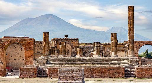 Sorrento Limo - Transfer Naples-Sorrento (or vice versa) + Pompeii Stop