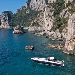 Offerta: tour da Sorrento per Capri e Costiera