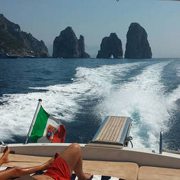 Tour of Capri and/or the Amalfi Coast from Sorrento