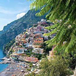 Private transfer from Sorrento to Amalfi Coast