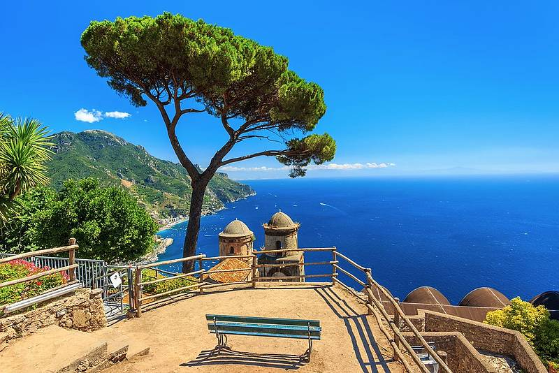 2018 Excursion >> Private transfers between Positano, Amalfi, and Ravello - Book online