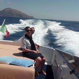 Deluxe Transfer: Sorrento-Naples/Ischia (or viceversa)