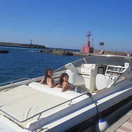 Full day in Costiera su motoscafo luxury
