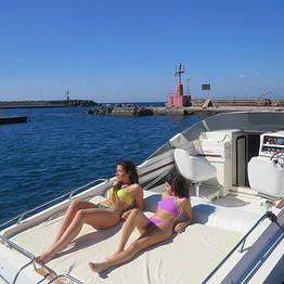 Full day Procida e Ischia su motoscafo luxury