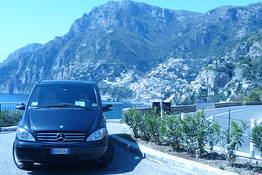 Astarita Car Service - Private Transfer from Rome to Positano 6 people