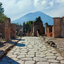 Astarita Car Service - Private Tour from Positano to Pompeii with guide for 2