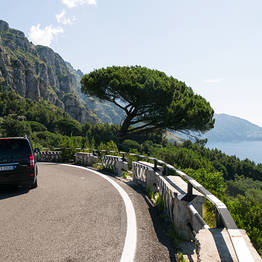 Private Tour from Positano to Pompeii with guide