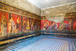 Astarita Car Service - Private Tour from Positano to Pompeii with guide for 6