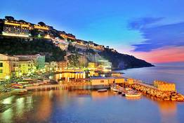 Agency Trial Travel - Transfer from Rome to Sorrento - till 4 people
