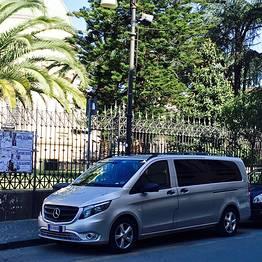 Transfer particular de Nápoles a Positano