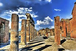 Agency Trial Travel - Tour of Pompei and Wine Tasting close the Vesuvius