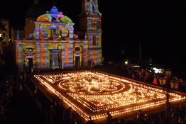 Redazione Positano.com - Luminaria di San Domenico