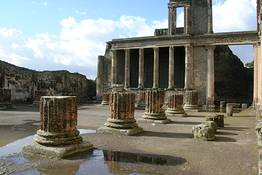Astarita Car Service - Private Tour to Pompeii and Herculaneum