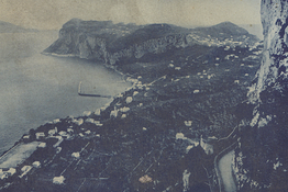 Caprionline - Historical hotels of Anacapri of early 20th century
