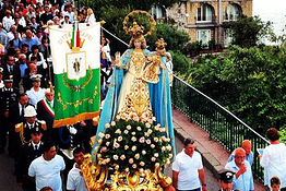 Capri Online - Feast Day of the Madonna della Libera