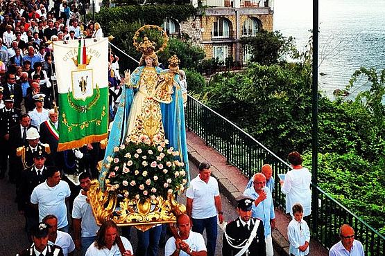 Caprionline - Festa da Madonna della Libera