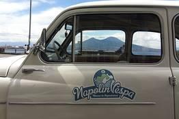 NapolinVespa Tour - Amalfi Coast FIAT 600 Tour - departure from Naples
