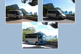 Capri Transfers - Micro-�nibus a disposi��o - Full day