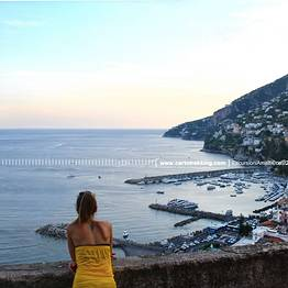 3 Walking Tours from Amalfi to Sorrento (3days holiday)