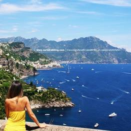 Cartotrekking - 3 Walking Tours from Amalfi to Sorrento (3days holiday)