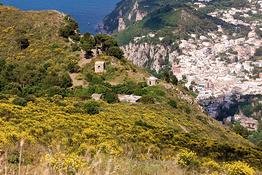 Kaire Arte Capri - L'Eremo e la festa di Santa Maria a Cetrella