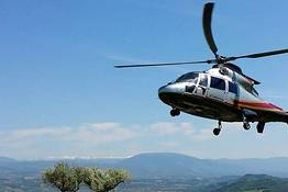 Agency Trial Travel - Transfers Rome - Capri by helicopter