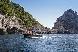 Blue Sea Capri - Boat tour around Capri