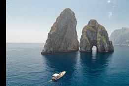 Gianni's Boat - Speciale Primavera a Capri: Faraglioni e Grotta Bianca