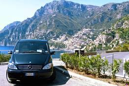 Astarita Car Service - Private Transfer from Naples to Positano 4 people