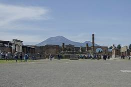 Sorrento Car Service - Pompeii, Herculaneum and Vesuvius private tour